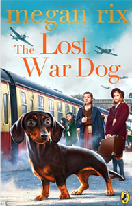 the lost war dog cover